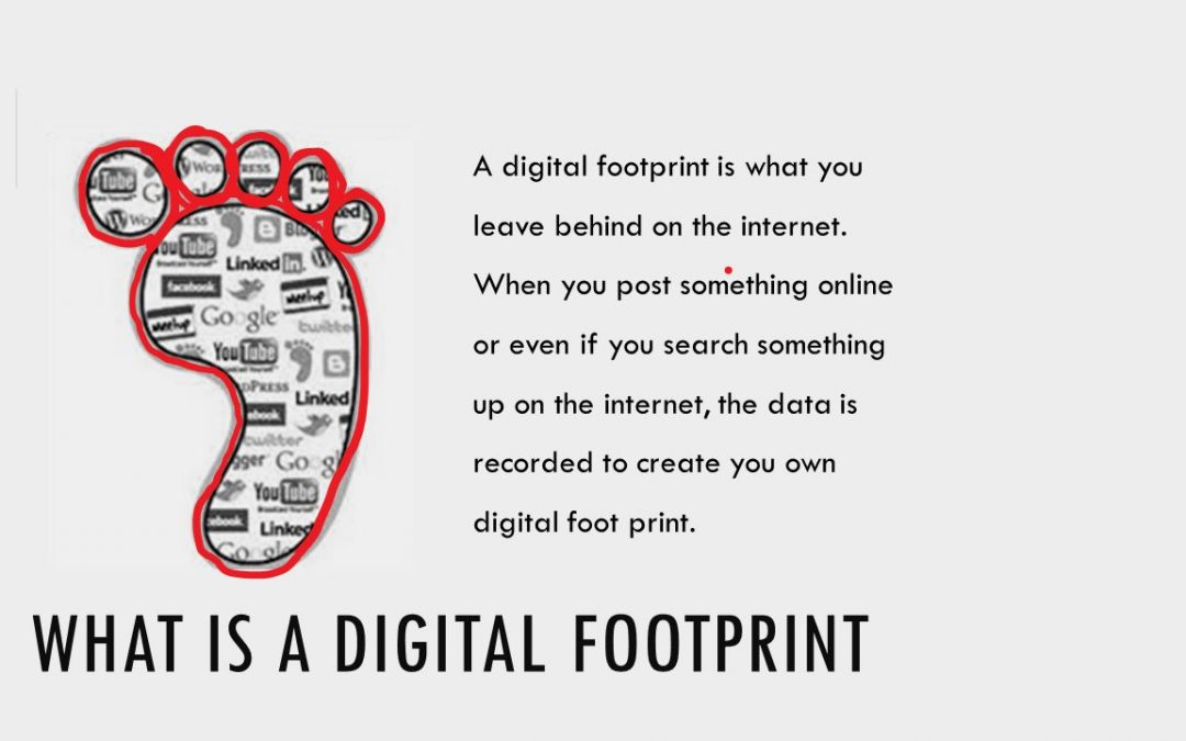 Top 5 Things Students Should Know About Their Digital Footprints